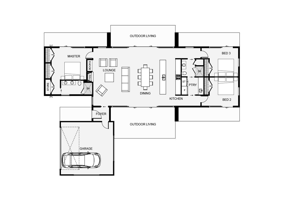 Arawa Cassa Homes